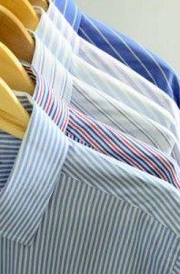 eliminar las polillas de los armarios de las camisas