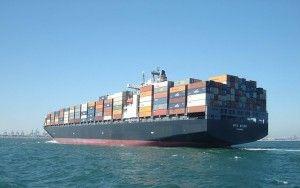 normativa de exportación de productos por mar