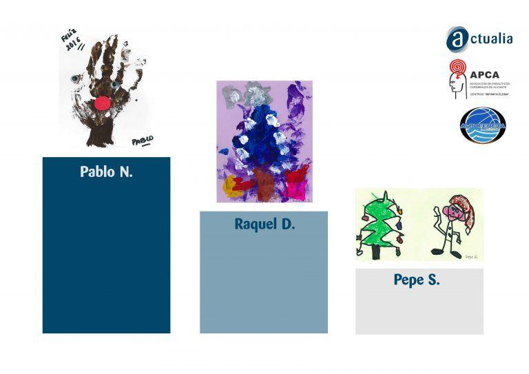Actualia galardona a apca por dise ar la tarjeta de - Disenar tarjetas de navidad ...