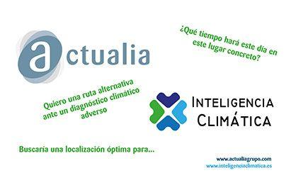 Actualia ofrece servicio de meteorología climática