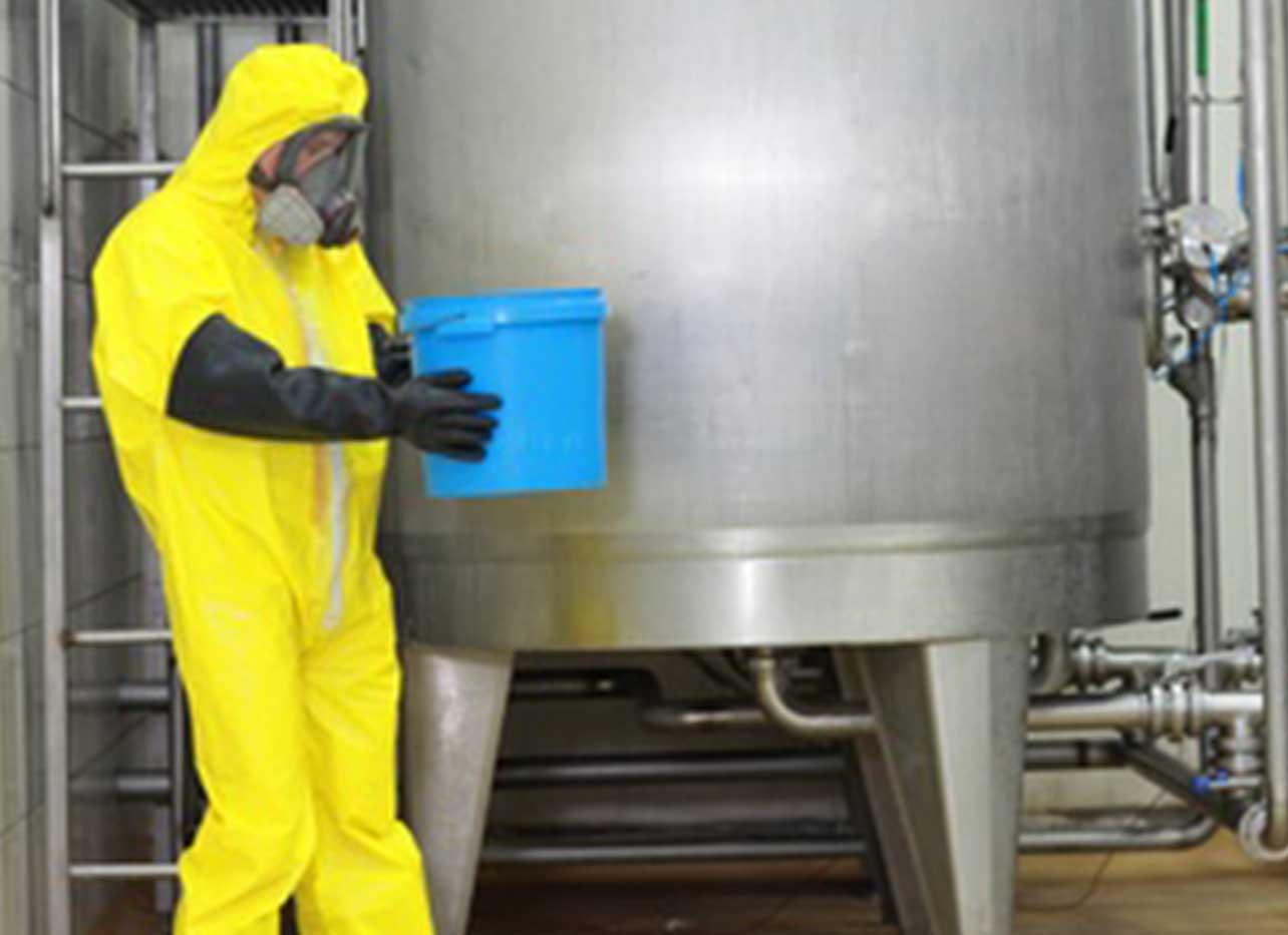 asesoría en almacenamiento de productos químicos