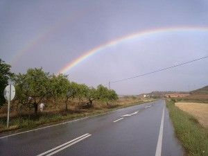 doble arcoiris