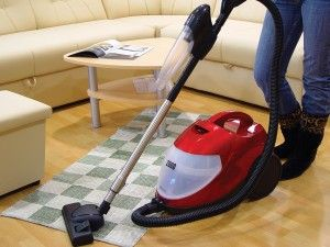 la aspiradora como método eficiente de limpieza