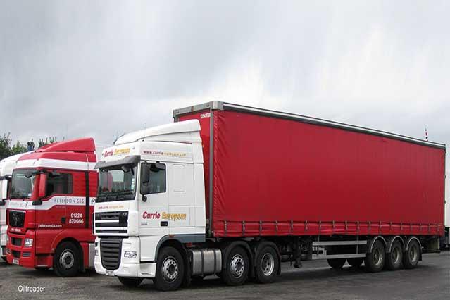 El camión debe asegurar la Seguridad del Suministro