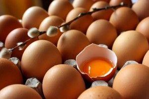 riesgos alimentarios del huevo