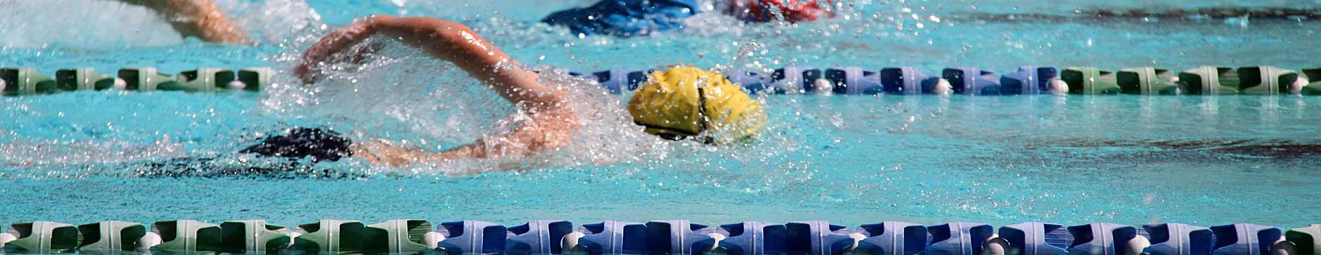 instalación de electrólisis salina en piscina olímpica