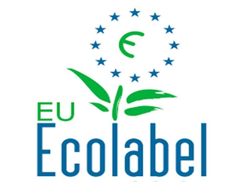 logo etiqueta ecológica europea