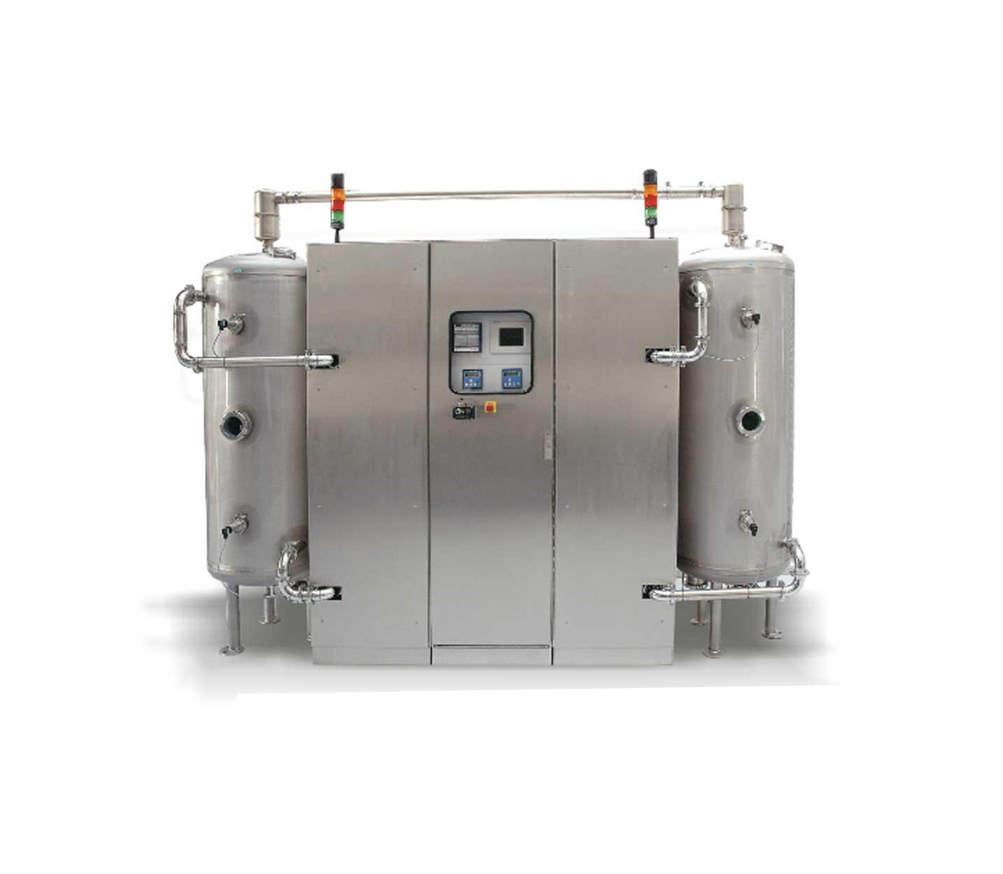 equipo de generador de ozono