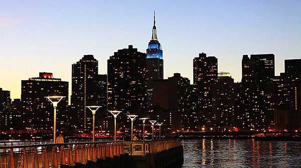 la huella ecológica reduce la contaminación lumínica