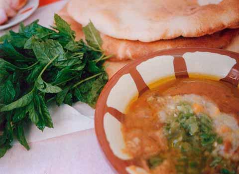 Implantación del certificado Halal en sopa marroquí