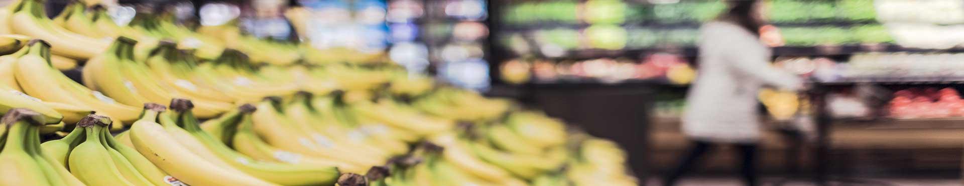 Información nutricional de alimentos de supermercado