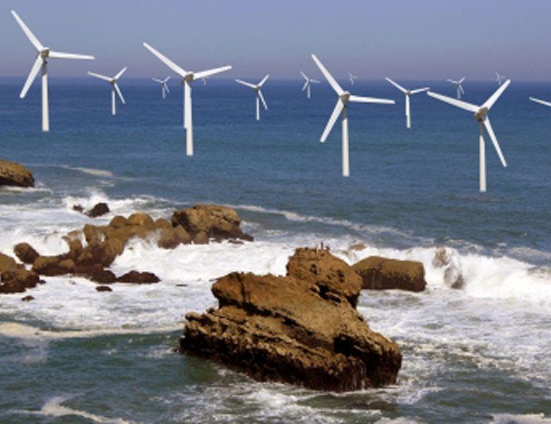 los molinos de viento favorecen la eficiencia energética