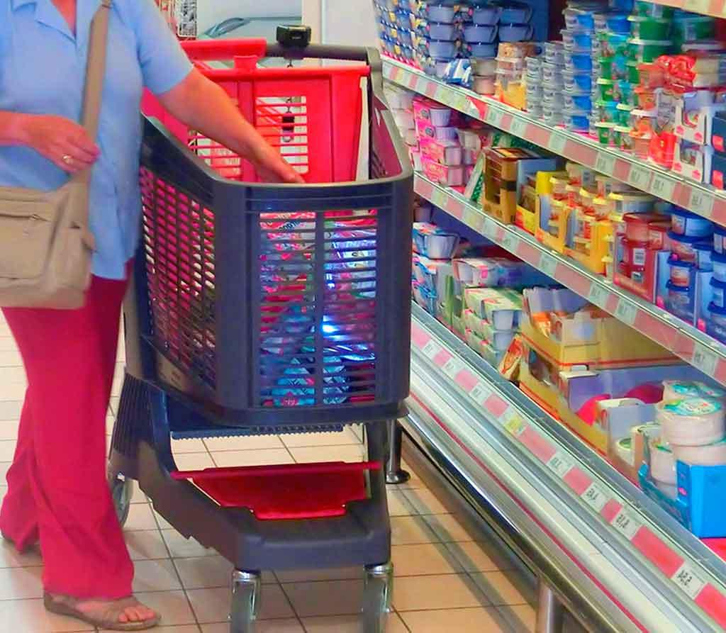 ley de etiquetado de alimentos envasados de supermercado