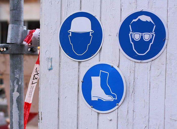 las señales OHSAS mejoran la seguridad laboral