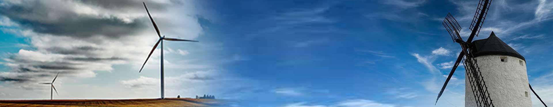 Mejorar el rendimiento energético de molinos de viento