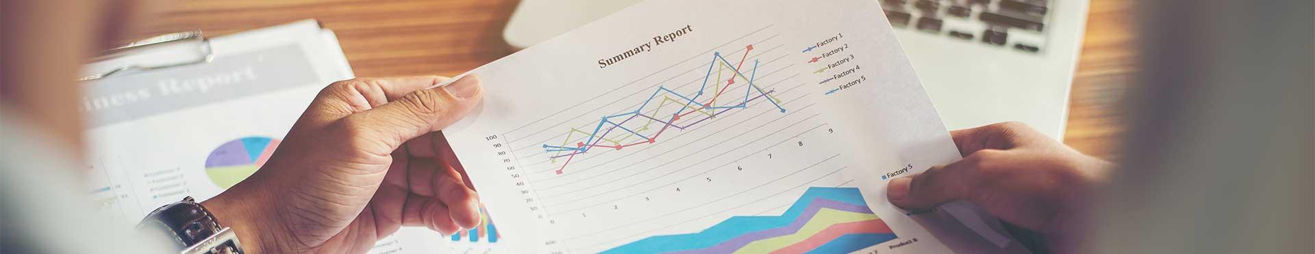 estadísticas a favor del asesoramiento medioambiental