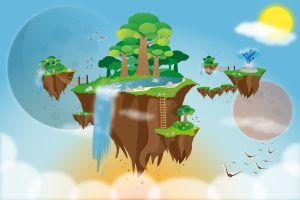 el mundo medioambiental perfecto