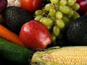 Beneficios de frutas y verduras