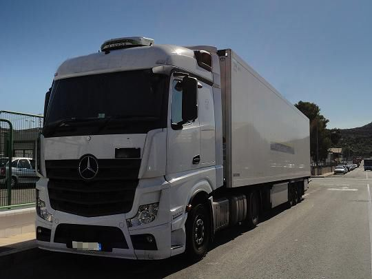 asesoramiento normativo de los camión de transporte