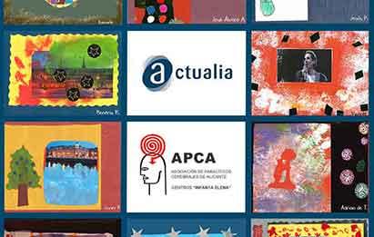 Acción Solidaria ACTUALIA-APCA: Navidad 2017