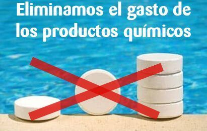 Alternativas al uso de cloro de piscina