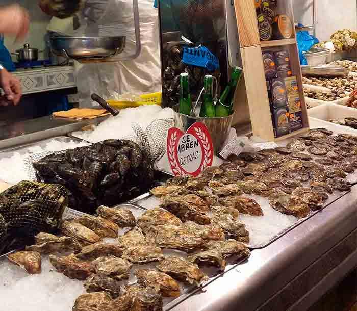 Implantación UNE de pequeño comercio en pescadería