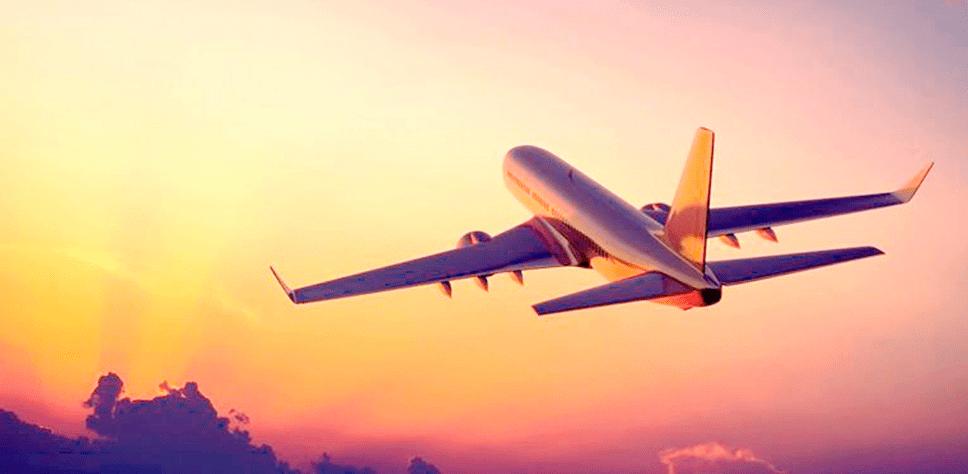 reducir huella carbono actualia en avion