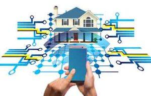 sistema domótica en casa