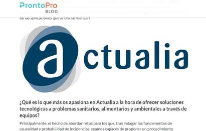 entrevista a Actualia_ imagen logo