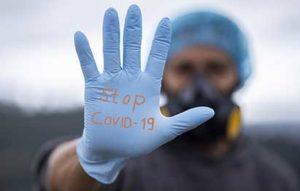 Para el Coronavirus con servicios de Desinfeccion